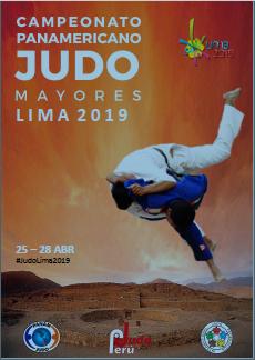 Calendario Pan Americano 2019 Peru.Campeonato Panamericano Judo Mayores Lima 2019 Federacion